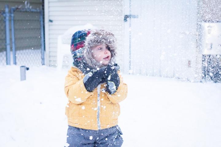 Miles 1st Snow-9551