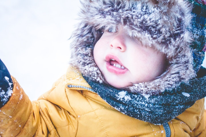 Miles 1st Snow-9638