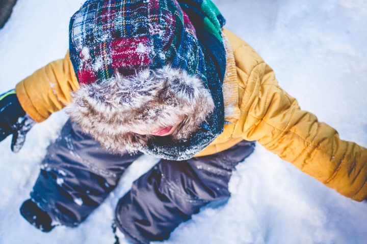 Miles 1st Snow-9672